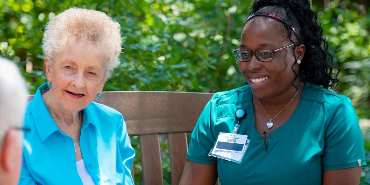 finding nursing care